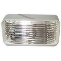Light 12 Volt Awning Clear Lens No Switch