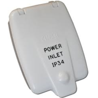 Clipsal Power Inlet White Flap Only