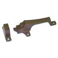 Cupboard Catch Brown 1126 - 2 Parts