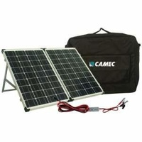 Camec 12V Folding Solar Panel 100W with 15A Controller