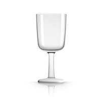 Palm Marc Newson Tritan Wine Glass White Base