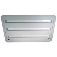 Dometic Motorhome Side Vent - White