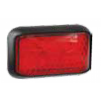 LED RED REAR MARKER