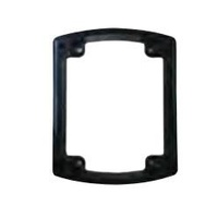 Clipsal Mounting Flange Black to suit New Style inlets/Outlets