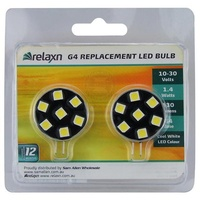 LED G4 Replacment 7 Chip - Pair