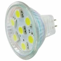 LED MR11 Replacement 7 Chips - Single