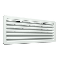 Thetford Bottom Fridge Vent White