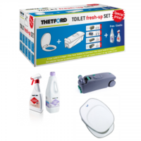 Thetford Toilet C400 Fresh-Up Set