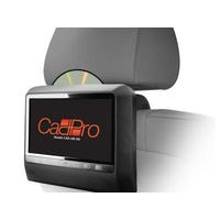 CadPro 9 Inch headrest mount DVD with games USB SD Card input IR Output