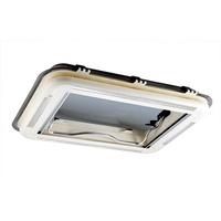 Finch Skylight 450 x 400mm with LED lights