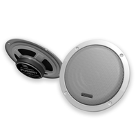 "Fusion 5.25"" 2-Way Low Profile Speakers RV-FR5250OEM"
