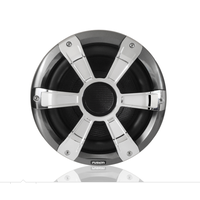 "Fusion 10"" 450 WATT Sports Chrome Marine Subwoofer with LED's - SG-SL10SPC"
